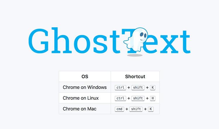 GhostText
