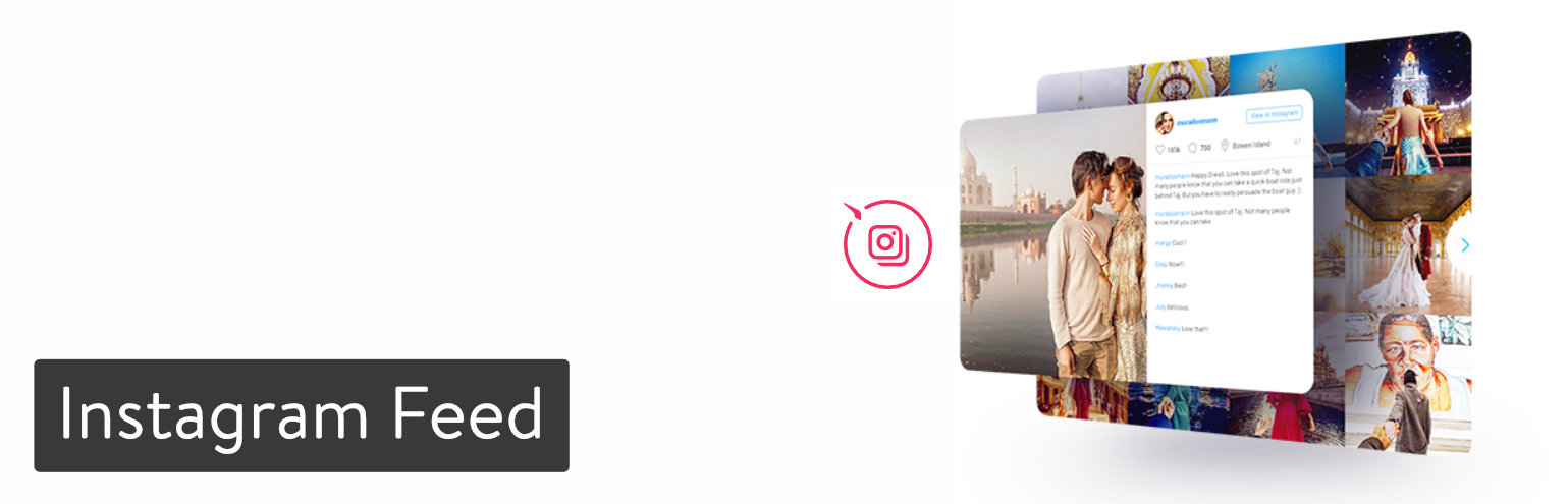 Instagram Feed WordPress plugin