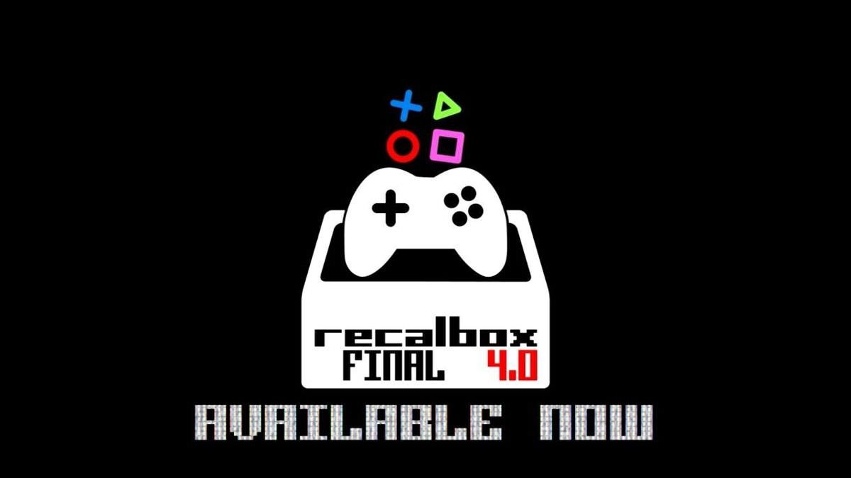 Recalbox allows playing console games