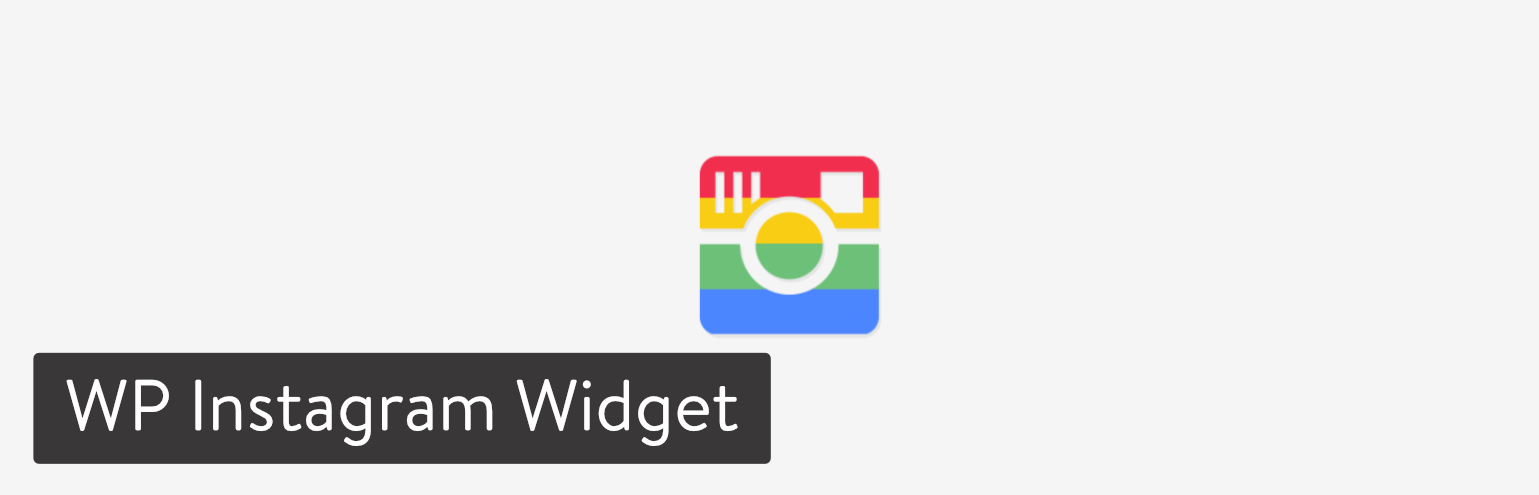 WP Instagram Widget plugin