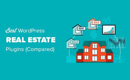 Best WordPress real estate plugins