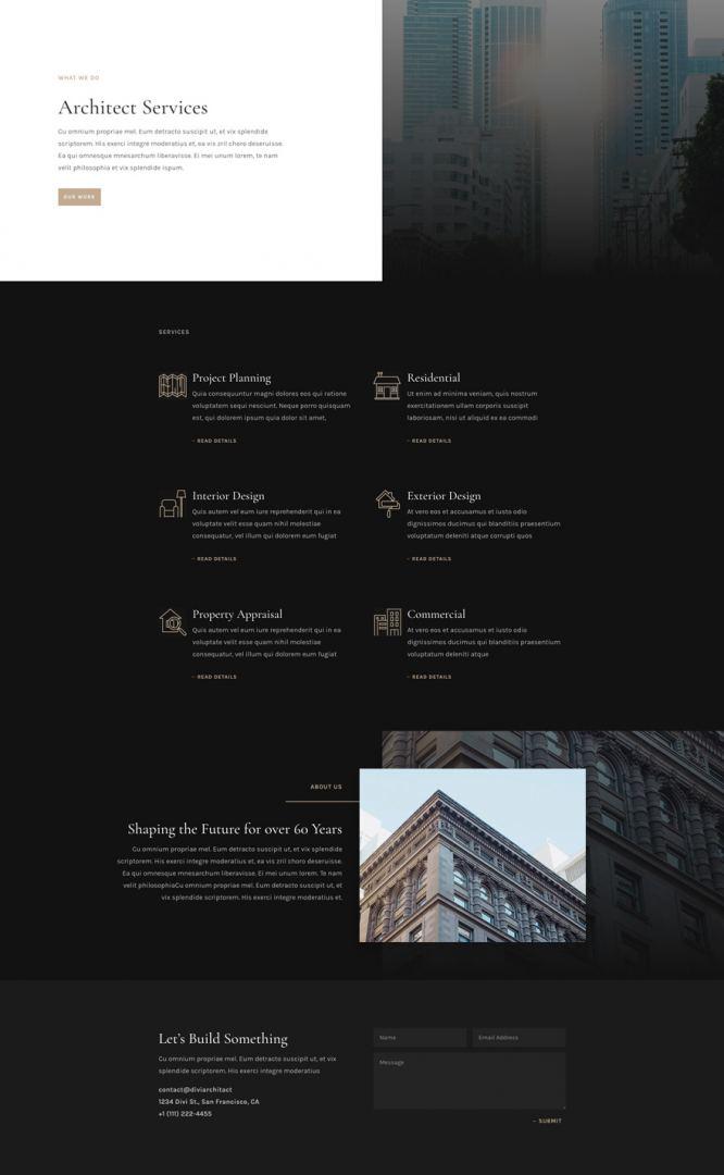 architecture