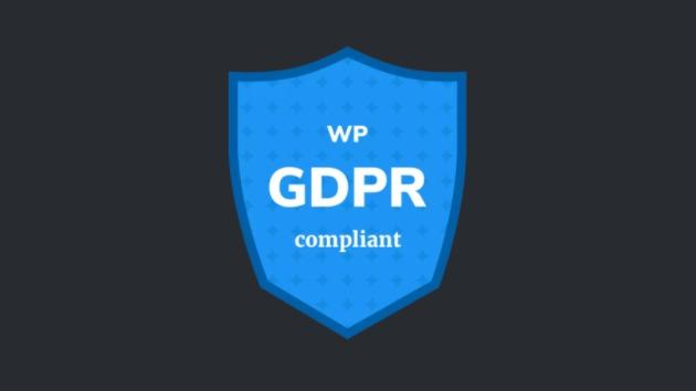 The GDPR for WordPress logo.