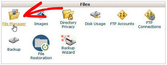 Open File Manager