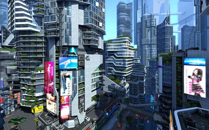 futuristic-city-3d