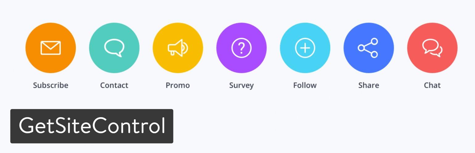 GetSiteControl WordPress plugin