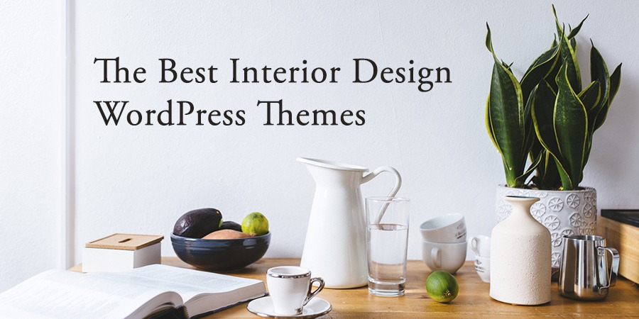 The Best Interior Design WordPress Themes