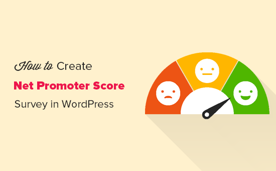 Creating Net Promoter Score survey in WordPress