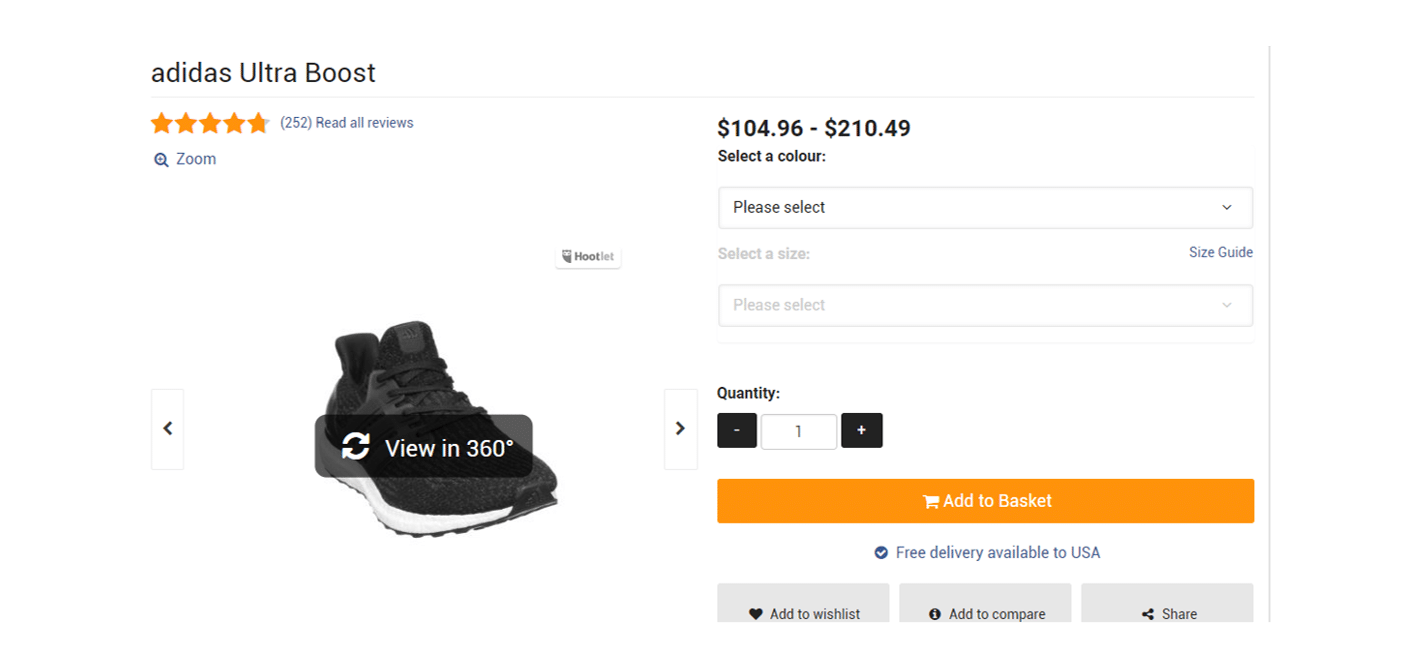 Quality WooCommerce product images
