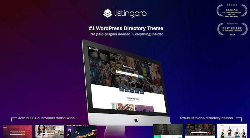 ListingPro-online-projects-tool