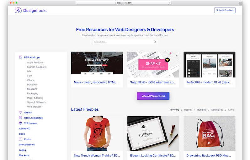 Designhooks-online-projects-tool