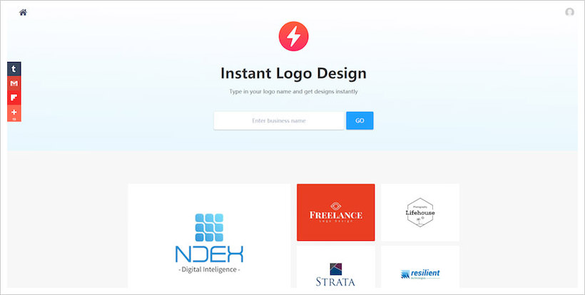 InstantLogoDesign-online-projects-tool