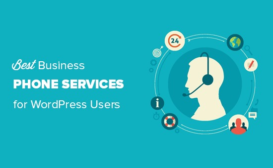Best business phone services for your WordPress site