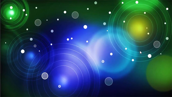 Abstract background in Photoshop