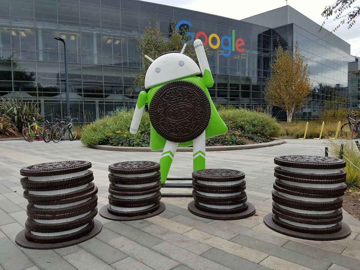Googleplex in California