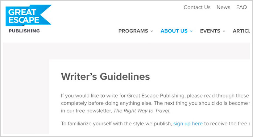 greatescapepublishing-sites-pay-to-write-blog