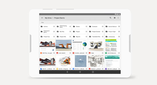 Google Drive in G Suite