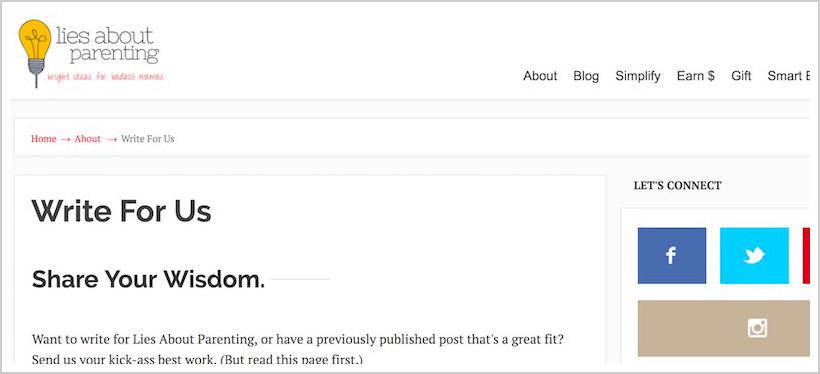 liesaboutparenting-sites-pay-to-write-blog