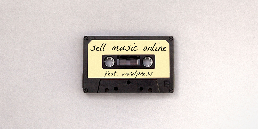 Sell Music Online with WordPress