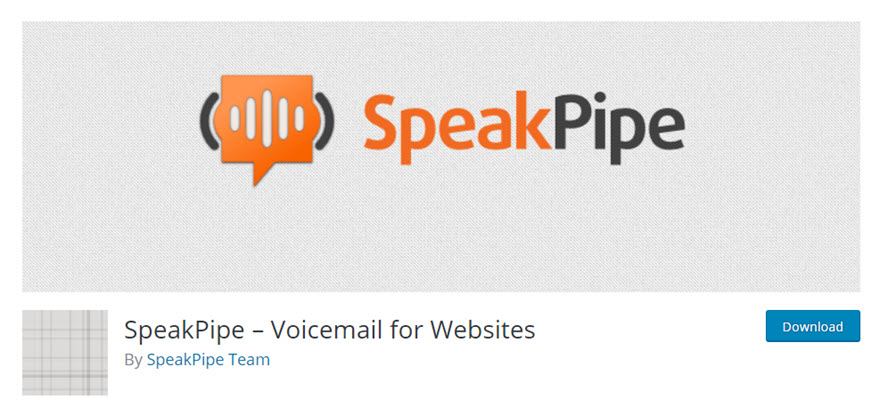 Best WordPress Voice Message Plugins for WordPress