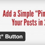 "Add a Pinterest ""Pin It"" Button to Your WP Site"