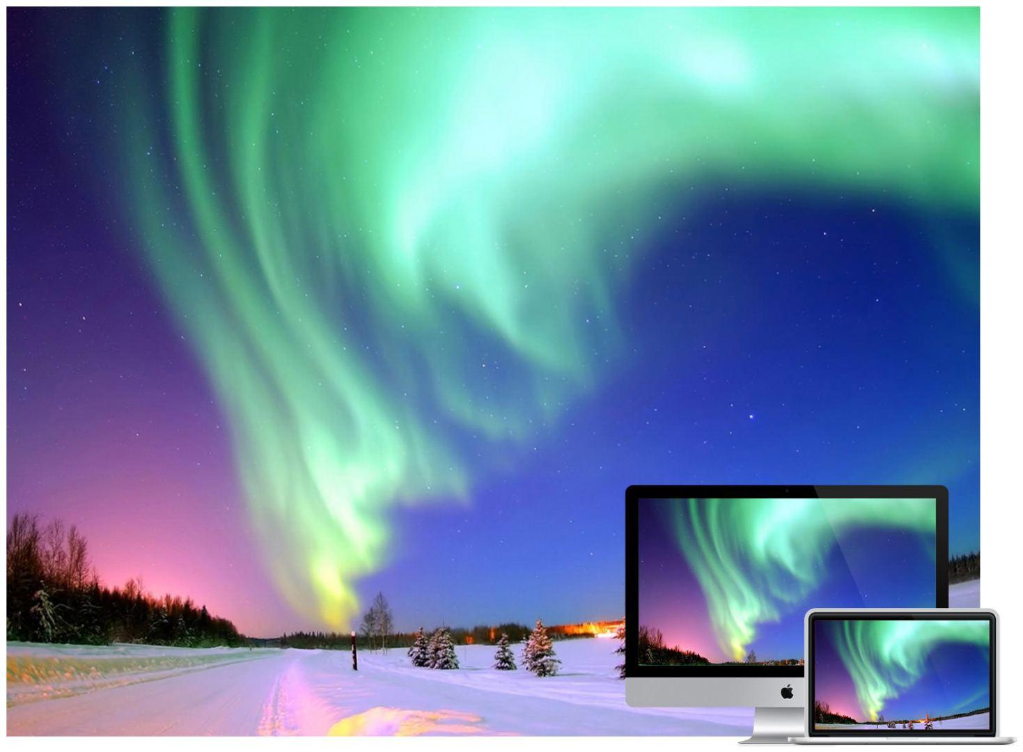 aurora-borealis-desktop-landscape