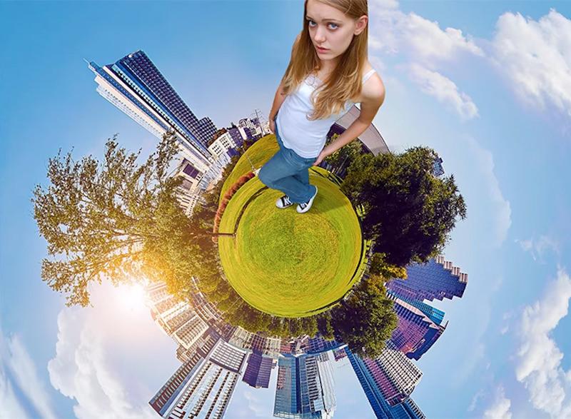 3D Planet Effect | Photoshop Tutorial