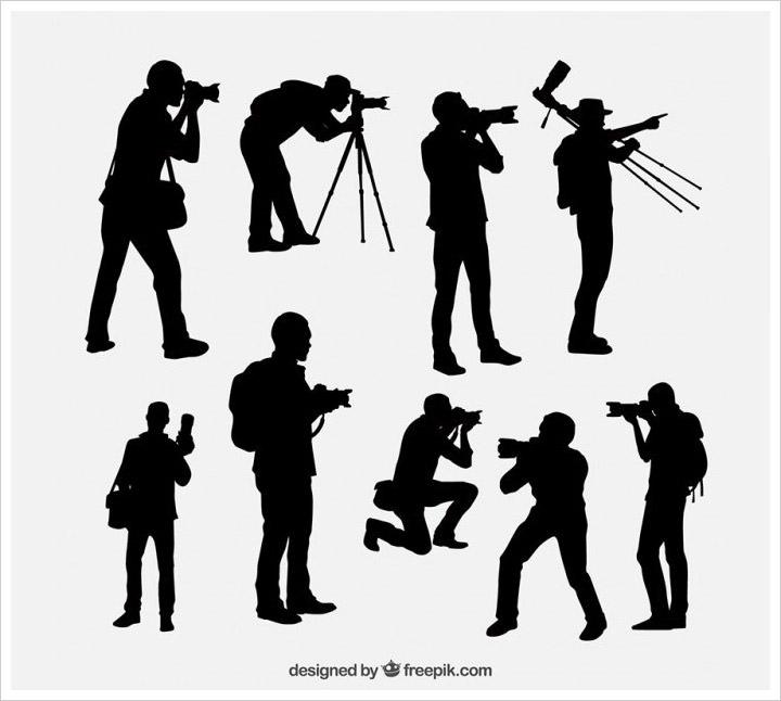 photographer-silhouettes
