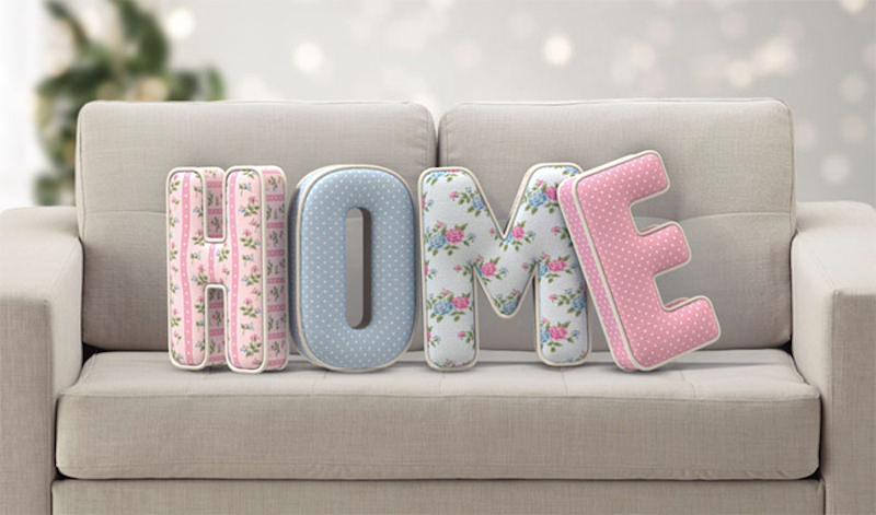 How to Create a 3D Stuffed Letters Text Effect in Adobe Photoshop