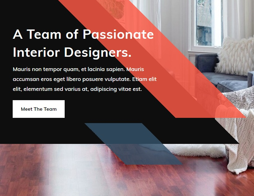 divi header design