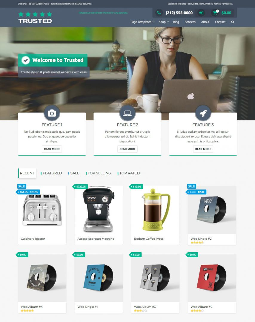 trusted-WordPress-theme