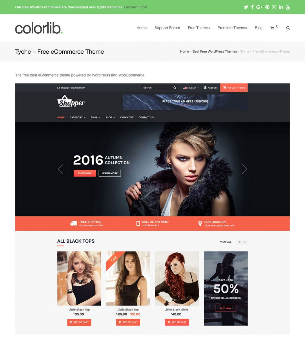 tyche-wordpress-theme