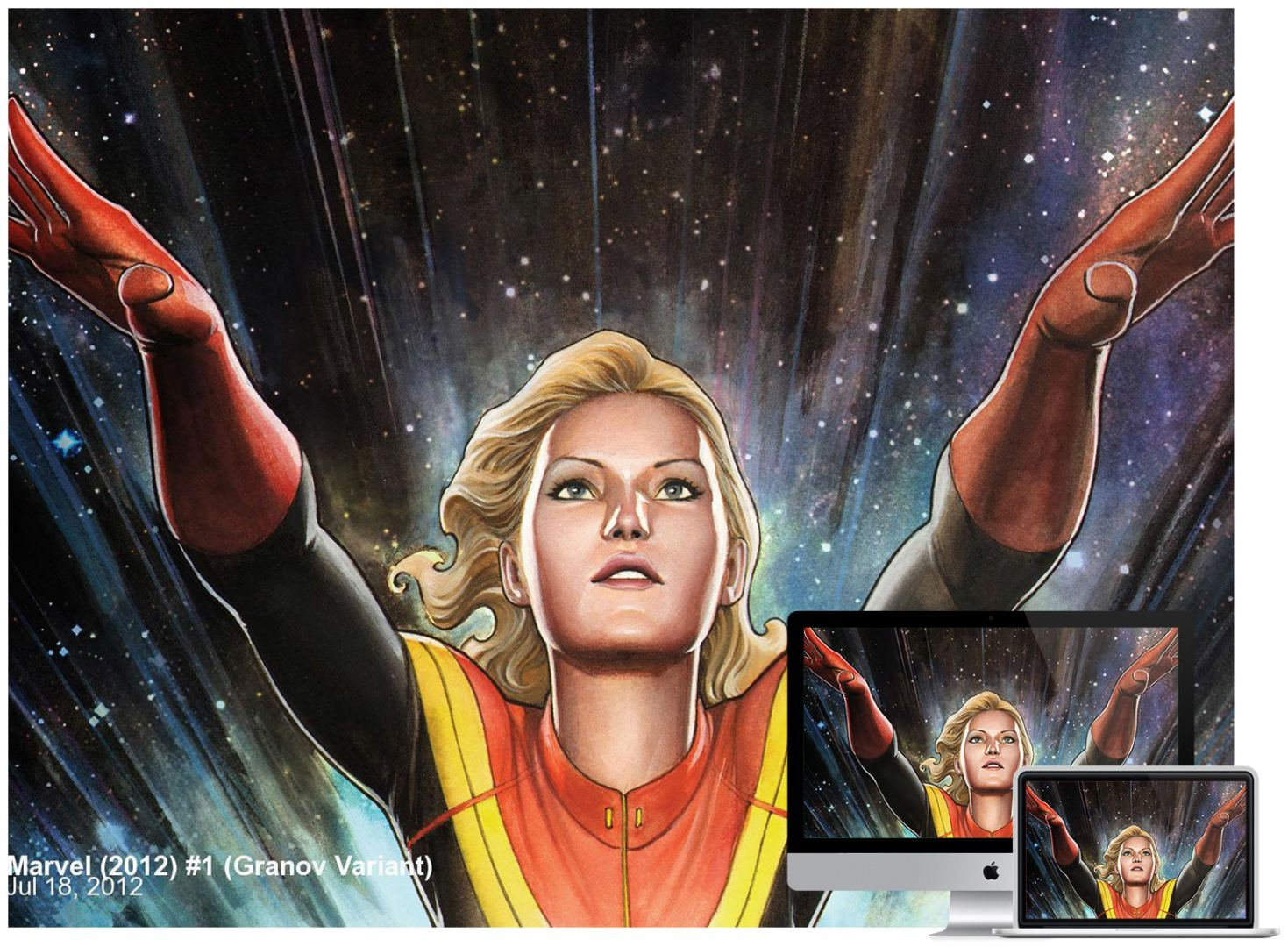 Captain Marvel 2012