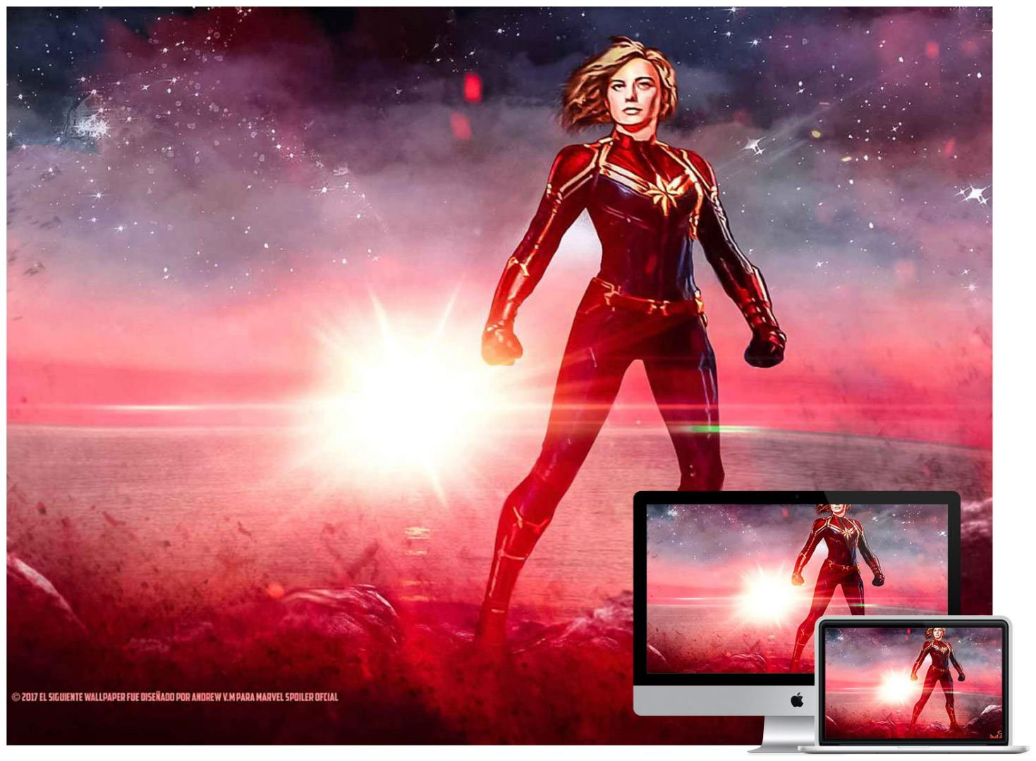 Marvel Studios Captain Marvel