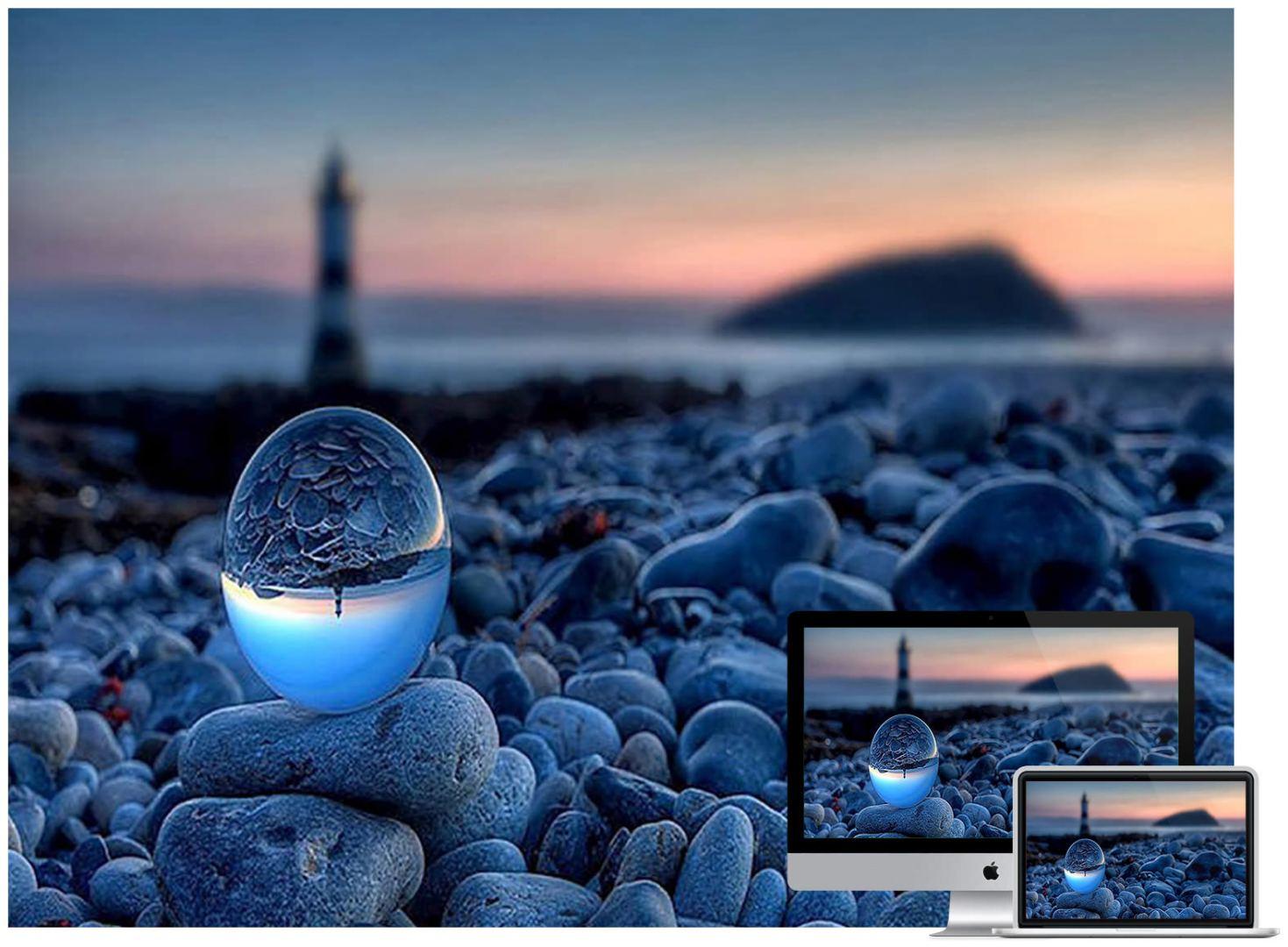 blue-sea-sunset-wallpaper