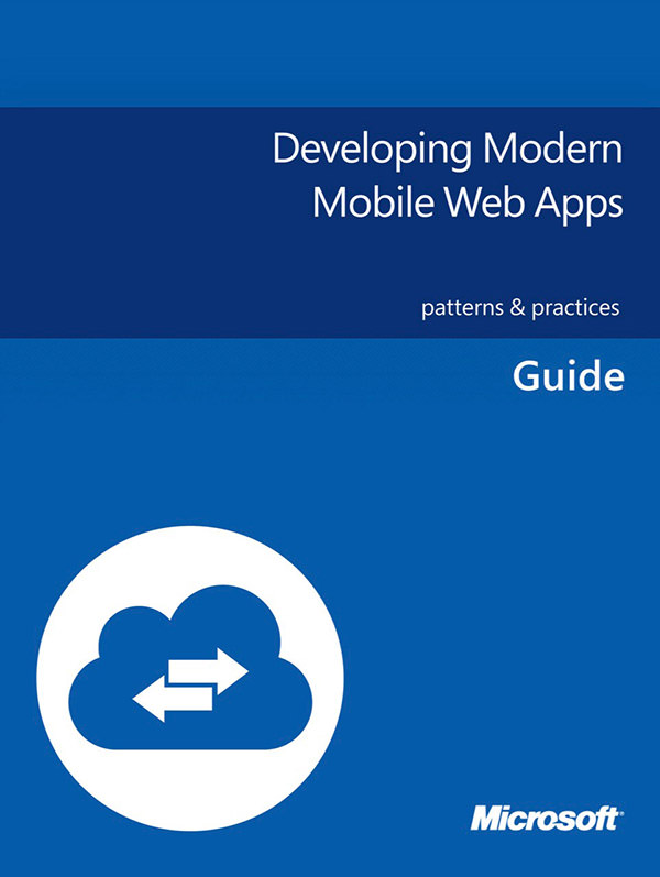 develop modern mobile web apps