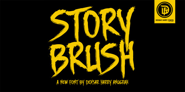 DHF Story Brush