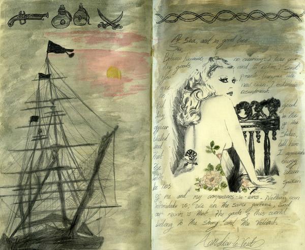 Letter from Ann Dieu-Le-Veut