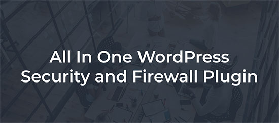 All in One WordPress Security