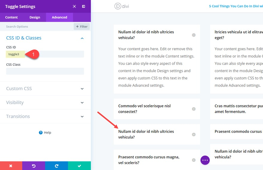 5 Cool Things You Can Do In Divi with Anchor Links
