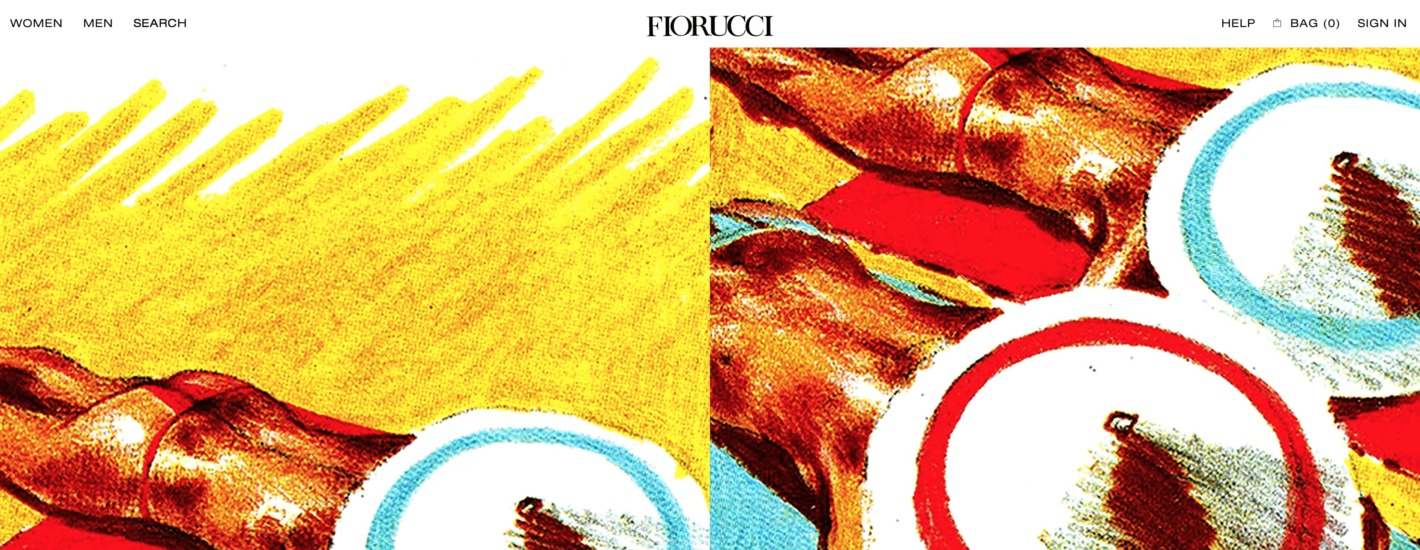 The Fiorucci website.