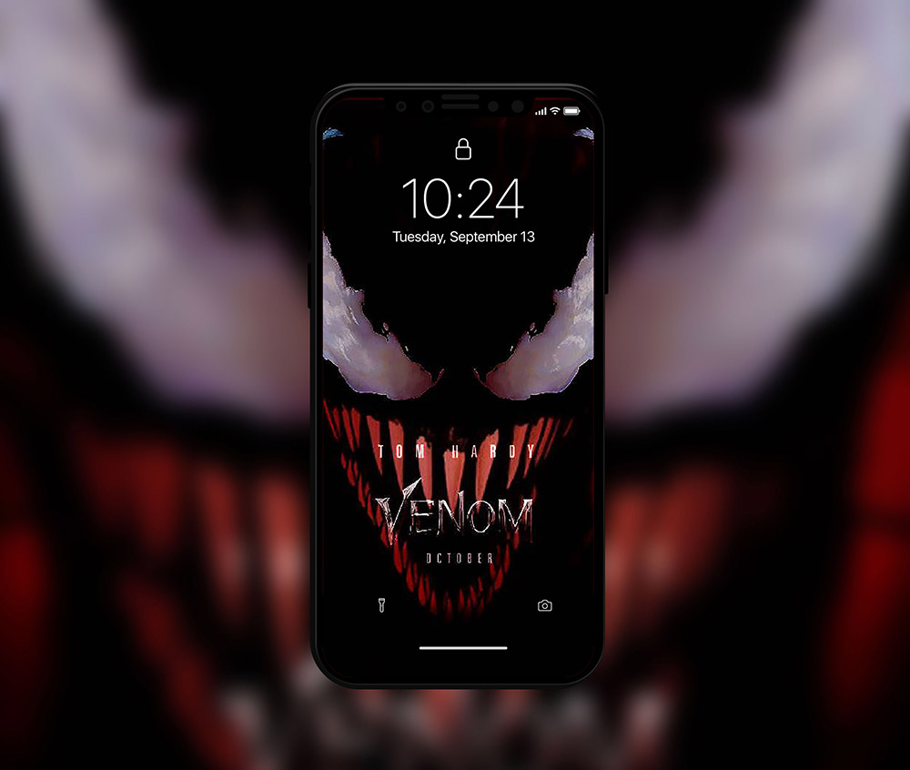 venom mobile wallpaper