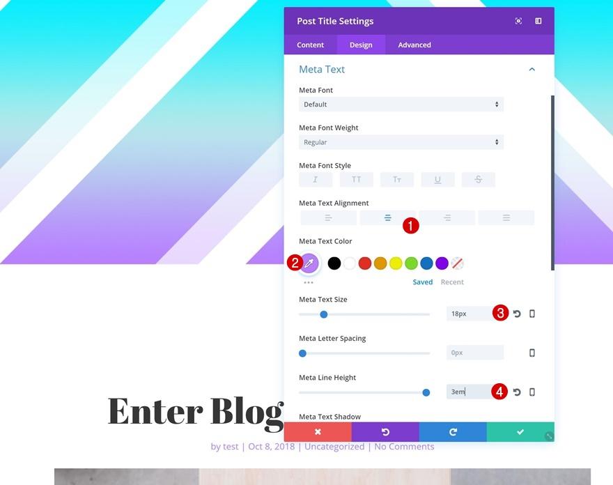 vibrant background styles