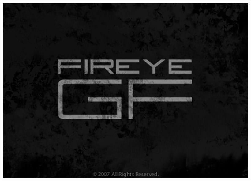 Fireye-free-font