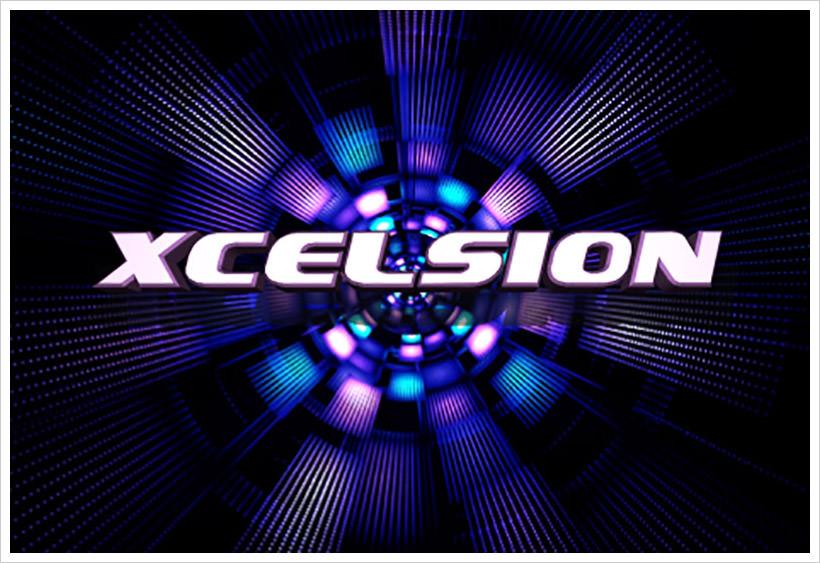 Xcelsion-free-font