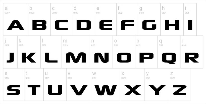 xscale-free-font