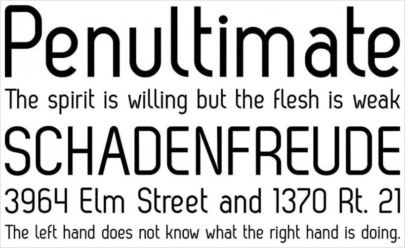 Zag-free-font