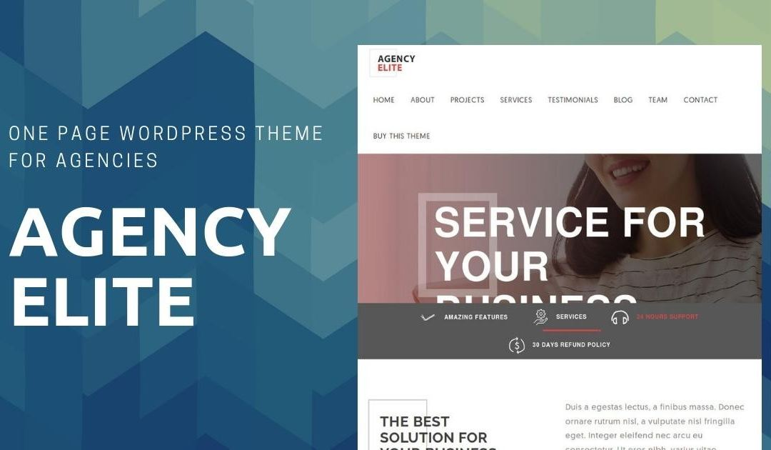Top 8 WordPress Business Theme to Give Your Website a Professional Look