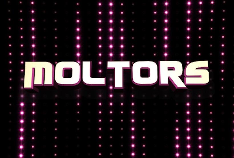 Moltors-free-font