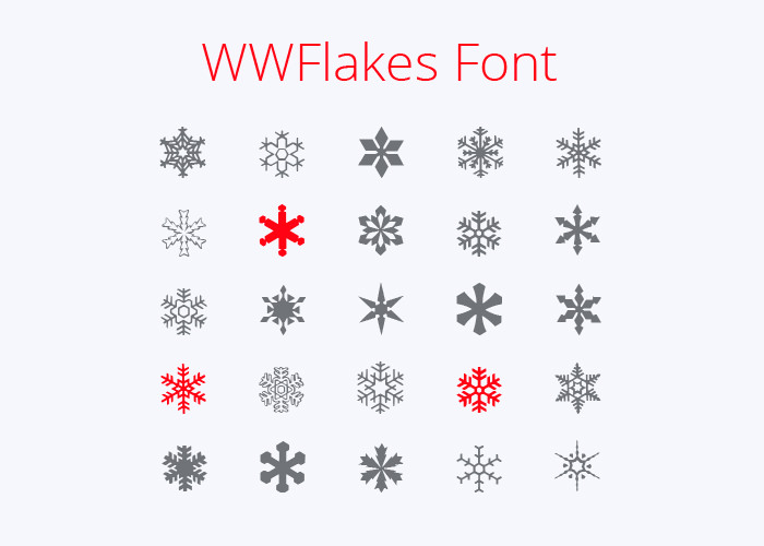 christmas fonts by WindWalker64